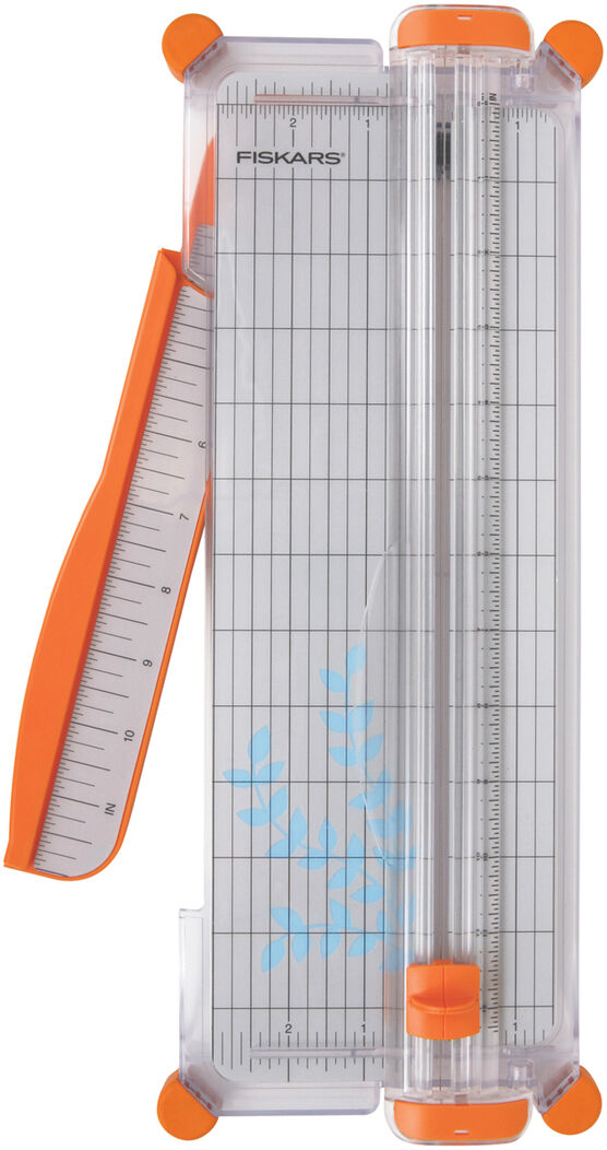 12 177590-1001 Fiskars SureCut Deluxe Paper Trimmer