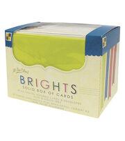 DCWV A2 Box Of Cards-40PK/Brights, , hi-res