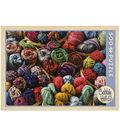 Cobble Hill 500pcs 24\u0027\u0027x18\u0027\u0027 Jigsaw Puzzle-Balls Of Yarn