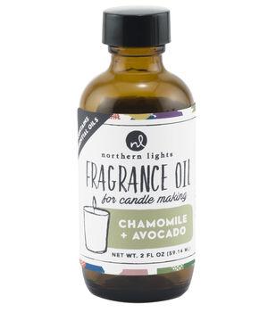 Northern Lights Fragrance Oil-Chamomile & Avocado