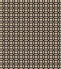 Eaton Square Multi-Purpose Decor Fabric-Black Acroid