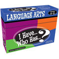 Teacher Created Resources I Have, Who Has Language Arts Game, Grade 4-5