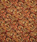 Home Decor 8\u0022x8\u0022 Fabric Swatch-Jaclyn Smith Birmingham Pecan