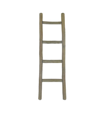Simply Autumn Wood Blanket Ladder