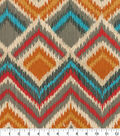 Waverly Sun N\u0027 Shade Outdoor Fabric 54\u0022-On the Rise Fiesta