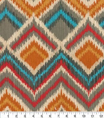 "Waverly Sun N' Shade Outdoor Fabric 54""-On the Rise Fiesta"