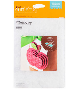 Cuttlebug Emboss 5x7 Kaleidoscope