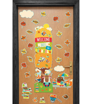 Eureka School All-In-One Door Decor Kits-Back To School