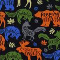 Snuggle Flannel Fabric -Adventure Animals