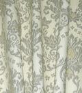 Waverly Upholstery Fabric 13x13\u0022 Swatch-Tailored Romance Smoke