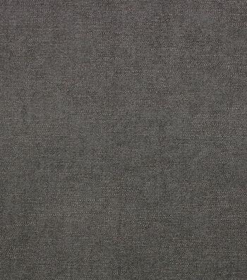 Richloom Studio Multi-Purpose Decor Fabric 54''-Charcoal Avignon