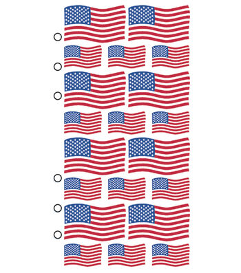 Sticko Stickers-Flags