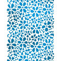 Stamperia Stencil D 7.87\u0027\u0027x5.91\u0027\u0027-Old Lace Texture