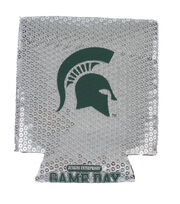 Michigan State University Spartans Sequin Koozie, , hi-res