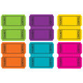 Teacher Created Resources Bright Color Tickets, 36/pk, 6 Packs
