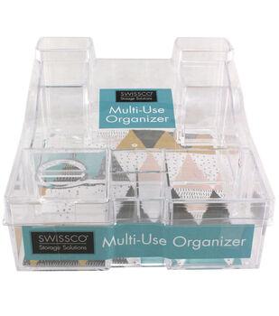 Large Multi Use 11 Compartment Organizer