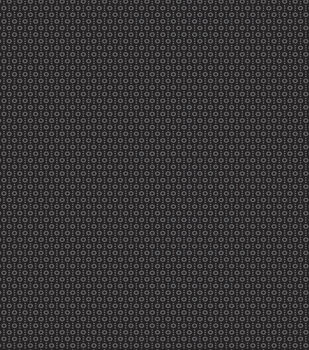 Keepsake Calico Cotton Fabric -Dots On Black