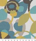 Robert Allen @ Home Print Swatch 55\u0022-Abstract Flora Rain