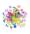 Little Makers Foam Alphabet Glitter-Brights
