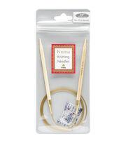 Tulip Needle Company Knina Knitting Needles 40'' Size 10, , hi-res