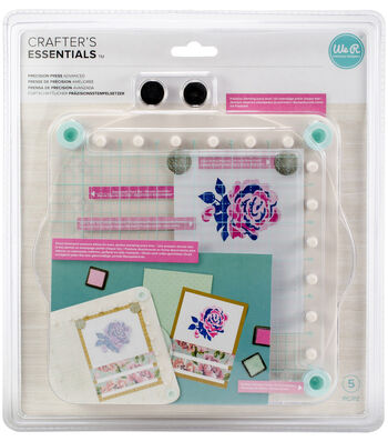 We R Memory Keepers Crafter's Essentials Advanced Precision Press