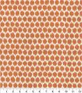 Home Decor 8\u0022x8\u0022 Fabric Swatch-Waverly Seeings Spots SD Persimmon