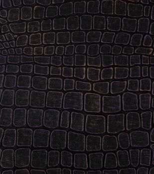 Yaya Han Collection Pleather Scales-Purple