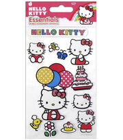 SandyLion 12 pk Hello Kitty Essentials Stickers, , hi-res