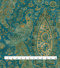 Home Decor 8\u0022x8\u0022 Fabric Swatch-Waverly Jewel Tower Lagoon