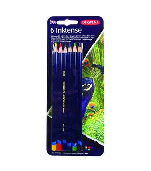 Derwent 6 pk Inktense Pencils