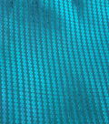 Glitterbug Special Occasion Fabric - Foiled Sequin Stretch Teal