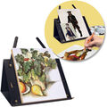 PROP-IT 2-in-1 Portable Tabletop Easel