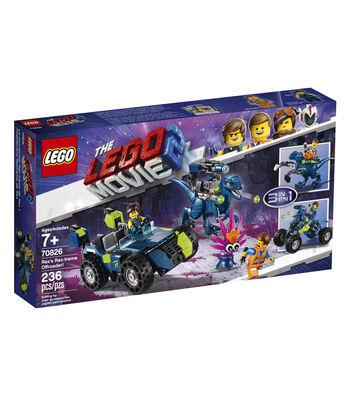 LEGO Movie Rex's Rex-treme Offroader! 70826