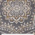 Luxe Fleece Fabric-Aztec Heather