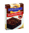 Ghirardelli Double Choc Brownies Mix