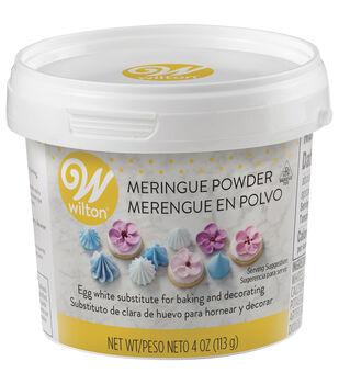 Wilton Meringue Powder, 4 oz. Egg White Substitute