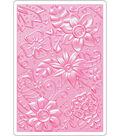Sizzix 3D Textured Impressions Embossing Folder-Bohemian Botanical
