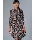 McCall\u0027s Pattern M7380 Misses\u0027 Collared Shirtdresses-Size 6-8-10-12-14