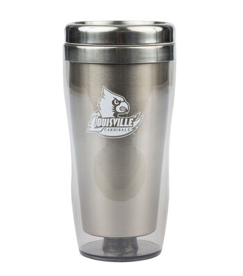 University of Louisville Cardinals Stainless Mug