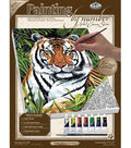 Royal Langnickel Paint By Number Kits Tiger In Hiding