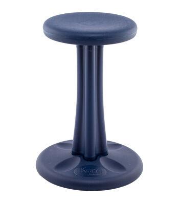"""Kore Pre-Teen Wobble Chair, 18.7"""", Dark Blue"""