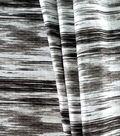 Loungeletics Scuba Performance Fabric -Space Dye Emboss Gray