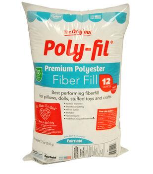 12 Oz Polyfil Fiber