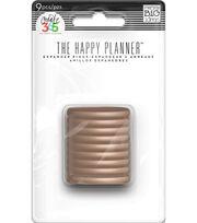 The Happy Planner Medium Discs-Rose Gold, , hi-res