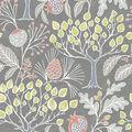 Wallpops Peel & Stick Wallpaper-Groovy Garden Grey