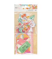 American Crafts Dear Lizzy Ephemera Die Cuts, , hi-res