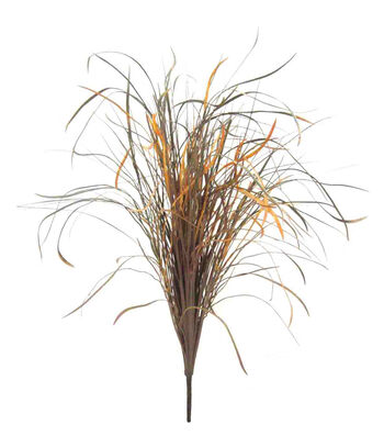 Blooming Autumn Pearl Grass Bush-Brown