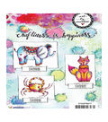 Art By Marlene 2.0 Animals Cling Stamp-Fox