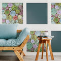 York Wallcoverings Wallpaper-Succulents