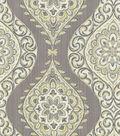Waverly Lightweight Decor Fabric 54\u0022-Moonlit Medallion/Mineral